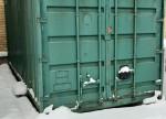 Metalinis konteineris (jūrinis) 20t talpa