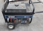 Mobilus benzininis elektros generatorius SDMO SH6000E